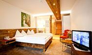Doppelzimmer Enzian - Hotel Gasthof Mitteregger Kaprun