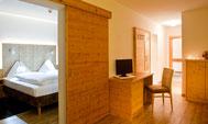 Suite Edelweiss - Hotel Gasthof Mitteregger Kaprun