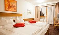 Doppelzimmer Alpenrose - Hotel Gasthof Mitteregger Kaprun