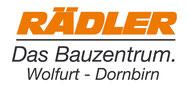 Unser Partner Rädler Baustoffe GmbH