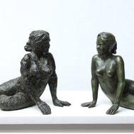 Sculpture-buste-statue-bronze-sulpteur-Langloys-nu-artistique