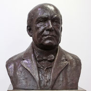 Buste de Leon Harmel