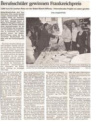 2002 Frankreichpreis: Bremervörder Zeitung, 18.06.2002