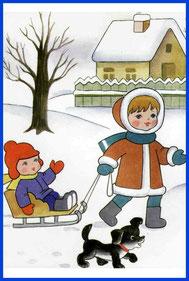 Žiemos linksmybės