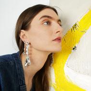 Schmuck Dehoff Berlin Deutschland Frau Influencer Haus Glanz Luxus Stil Fashion Trend