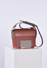 Stiebich Rieth Tasche Ledertasche Schultertasche Crossbody Made in Germany handgenäht Luxus