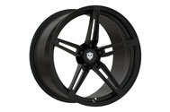 RAFFA WHEELS RF-01.1 MATT BLACK