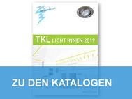 TKL Licht-Kultur, der aktuelle Katalog von TKL-Licht GmbH
