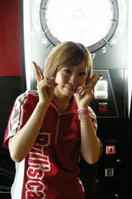3位 南 桜子(ミナミ サクラコ)