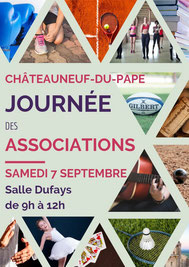 danse. Arts et Culture. Chateauneuf du Pape. Journée des associations 2019