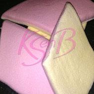 Kleine zakjes met Belgische Spekken van KS&B voor de jeugd