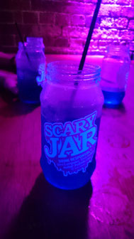 Scary Canary, Scary Jar