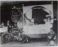 Grüb Plumbing   - -   circa 1908
