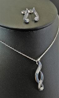 Parures - argent - or - créations - bijoux - sur mesure - Beaurepaire - Les Herbiers - Montaigu