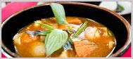 Zum Rezept Gemüsecurry aus Malaysia