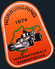 XXXVIº Grosser Preis von Deutschland 1974