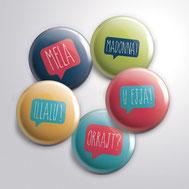 Malta souvenirs gifts magnets Speak Maltese Maltese Language illalu orrajt mela madonna