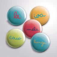 Malta souvenirs gifts Magnets Speak Maltese Maltese Language Bongu Caw Mela Iva Le