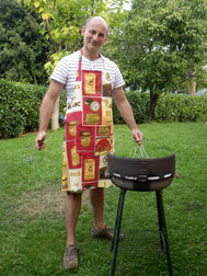 tablier barbecue homme