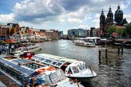 Amsterdam Juni 2019