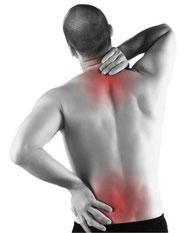 colchon para dolor de espalda, torticolis y cervicales