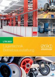 Lagertechnik und Betriebsausstattung 2021