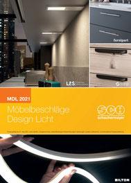 Möbelbeschläge Design Licht 2021