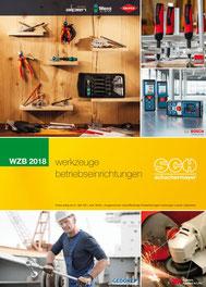 Werkzeuge und Betriebseinrichtungen 2018