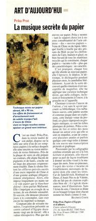 Le Figaro magazine 1999