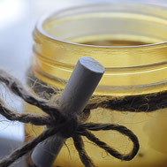 bougie naturelle cire végétale parfumée