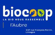 partenaire de la JA Isle Handball BIOCOOP