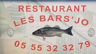 Restaurant Les Bars'Jo