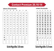 Konfiguration Contact Premium 6.26