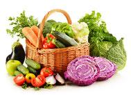 Gesunde und vitaminreiche Ernährung ist wärend der Schwangerschaft besonders wichtig (© monticellllo - Fotolia)