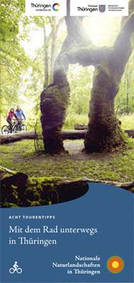 fundwort beschreibt Fahrradtouren in Thüringer Naturlandschaften.