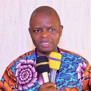 Pastor Damase DJOTTO, Benin