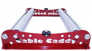 Abrollvorrichtung Cable Caddy 510, rot