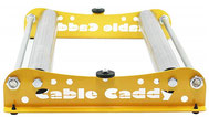 Abrollvorrichtung Cable Caddy 510, gelb