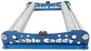 Abrollvorrichtung Cable Caddy 510, blau