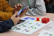 ボードゲームを用いたSDGsワークショップ「気候変動から世界を守れ!」の開発と実践