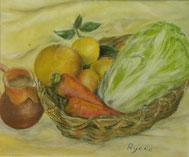 野菜と話す パステル8号
