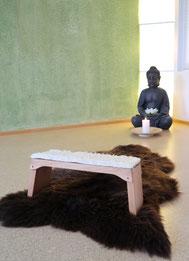 Meditationsbank