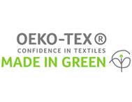 Bettwäsche und Frottierwaren für Krankenhaus und Pflegeeinrichtungen Oeko Tex Made in Green