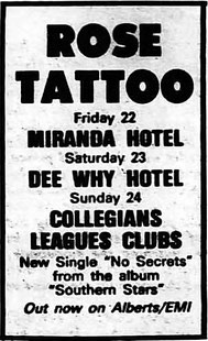 Tour AD - 22 Mar 1985, Page 40 - The Sydney Morning Herald