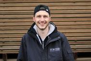 Steve Keller - Lernender Zimmermann Zürcher Holzbau Bern AG