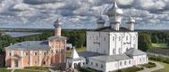 Варлаамо-Хутынский монастырь и святыни Великого Новгорода. Воскресные поездки с литургией