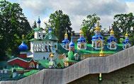 Псково-Печерский монастырь однодневные поездки и двухдневные поездки (с литургией)