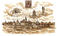 СВЯТО-КАЗАНСКИЙ АНТОНИЕВО ДЫМСКИЙ МОНАСТЫРЬ. С КУПАНИЕМ В СВЯТОМ ОЗЕРЕ
