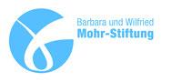 Logo Barbara und Wilfried Mohr Stiftung