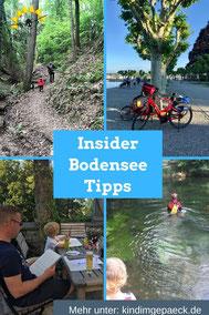 Bodensee Insider Tipps